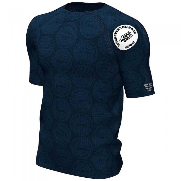 [해외]컴프레스포트 Training Badges Mont Blanc 2020 6137616336 Blue
