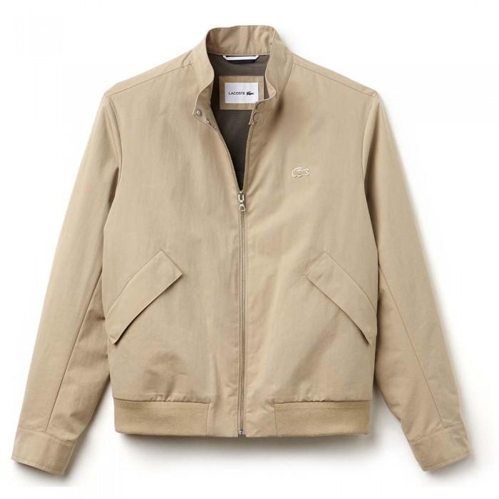 [해외]라코스테 BH2339 Jacket 136425301 Macaron