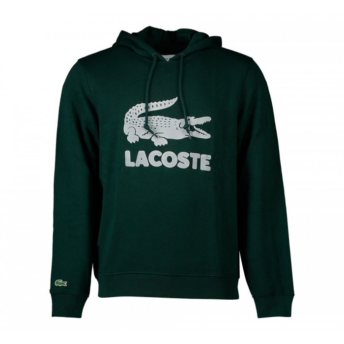 [해외]라코스테 Flocked Graphic Crocodile 137648589 Green
