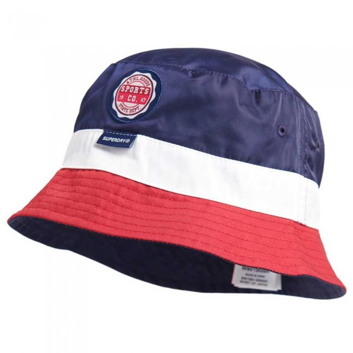 [해외]슈퍼드라이 Bucket Hat 137560948 Navy