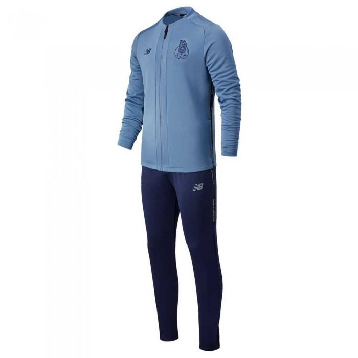 [해외]뉴발란스 FC Porto Travel Knitted 20/21 3137616118 Deep Porcelain Blue