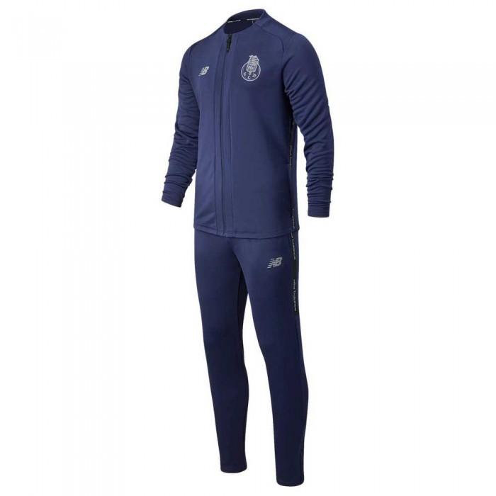 [해외]뉴발란스 FC Porto Travel Knitted 20/21 3137616119 Navy