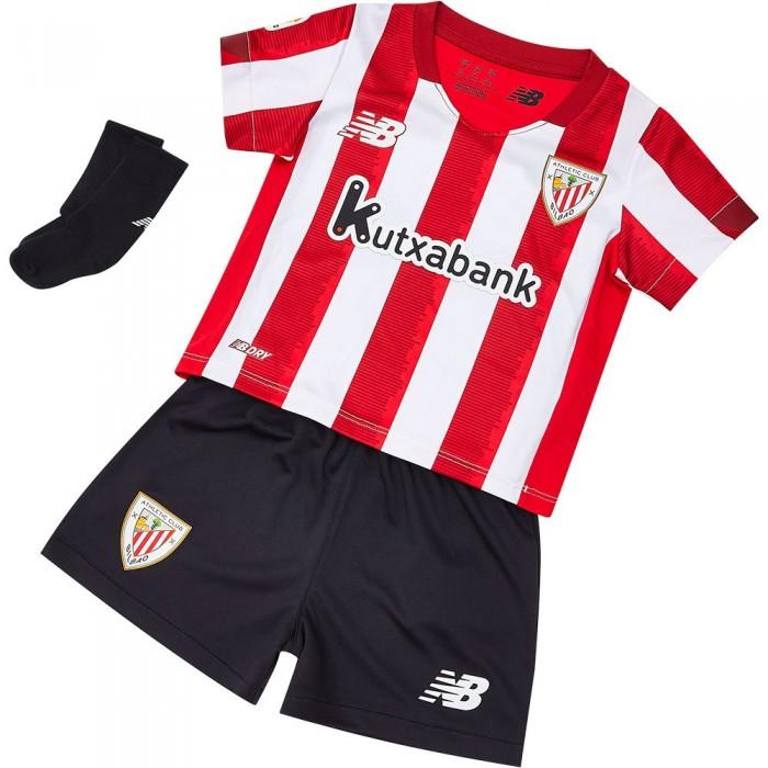 [해외]뉴발란스 Athletic Club Bilbao Home Mini Kit 20/21 3137616123 Hme