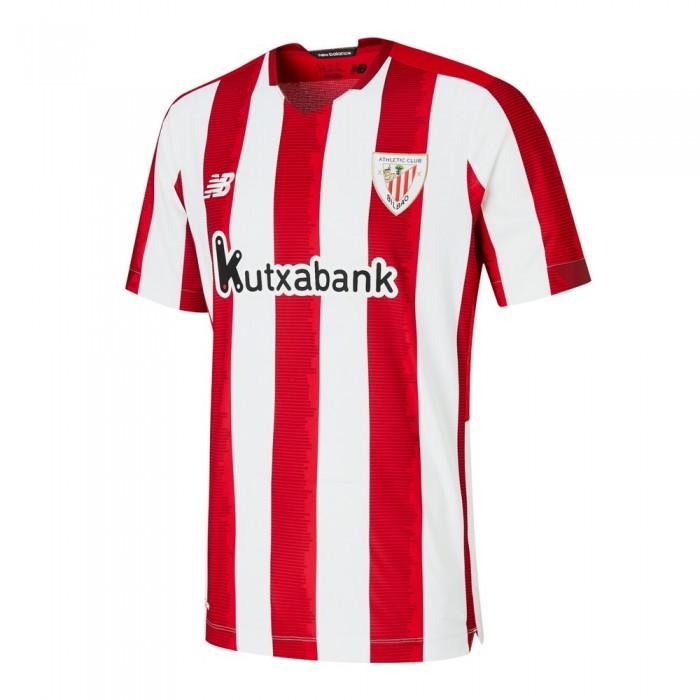 [해외]뉴발란스 Athletic Club Bilbao Home 20/21 Junior 3137616129 Hme
