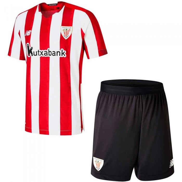 [해외]뉴발란스 Athletic Club Bilbao Home 20/21 Junior 3137616136 Hme
