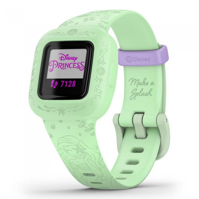 [해외]가민 Vivofit Junior 3 Smartwatch 14137824422 The Little Mermaid