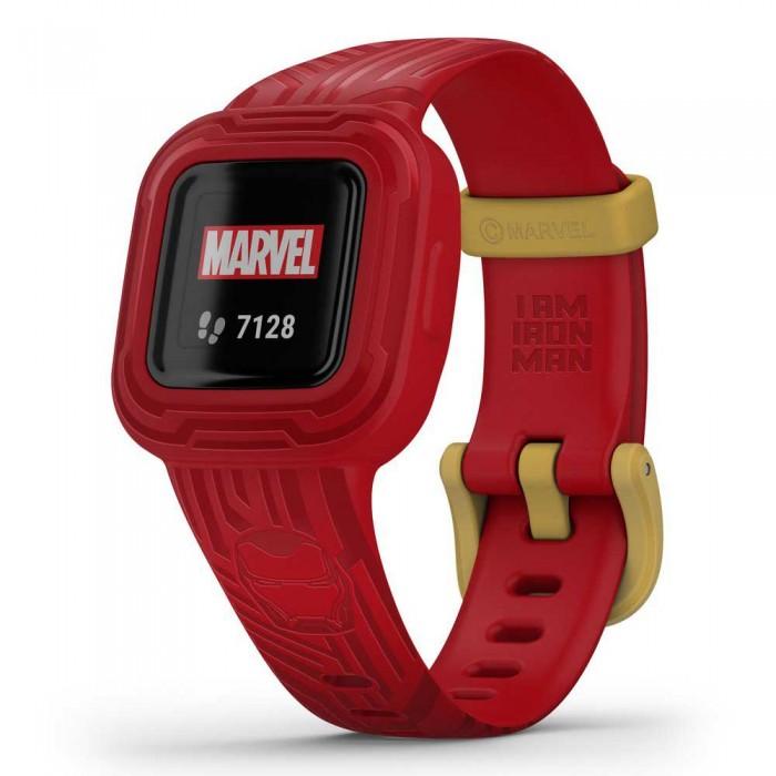[해외]가민 Vivofit Junior 3 Smartwatch 14137824424 Iron Man