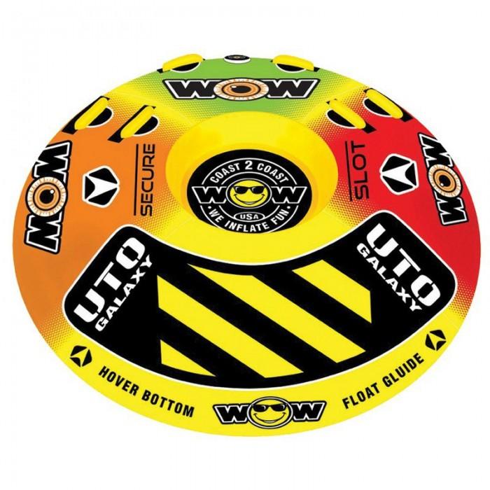 [해외]WOW Ski Tube UTO Galaxy 14137796645 Multicolor