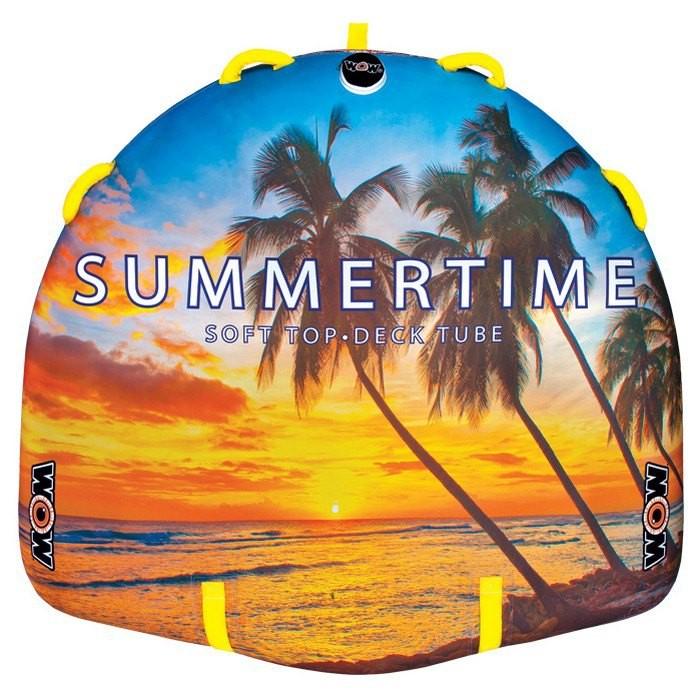 [해외]WOW Ski Tube Summertime 14137796649 Blue