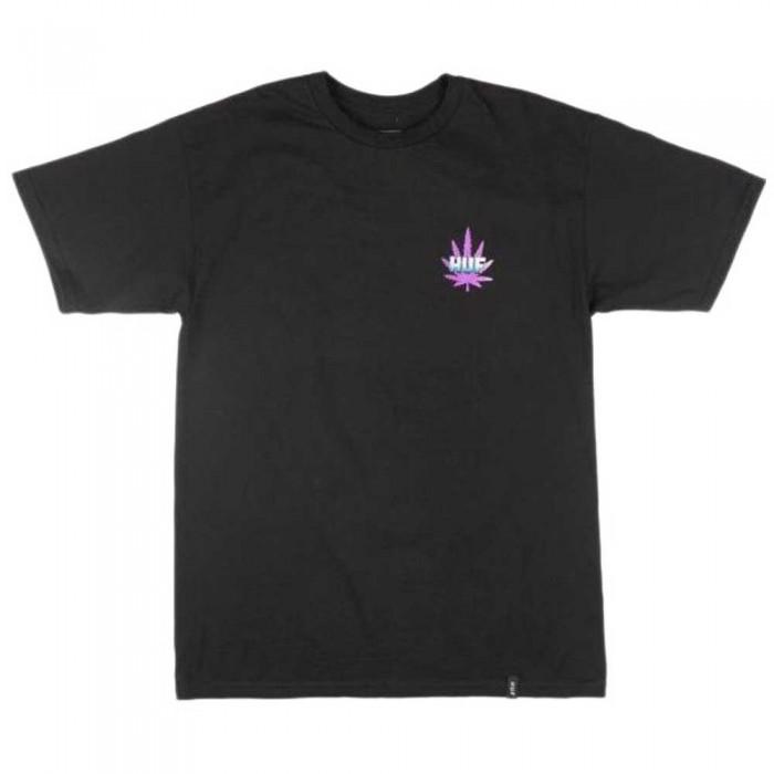 [해외]허프 Backlight Panther Short Sleeve T-Shirt 14136834331 Black