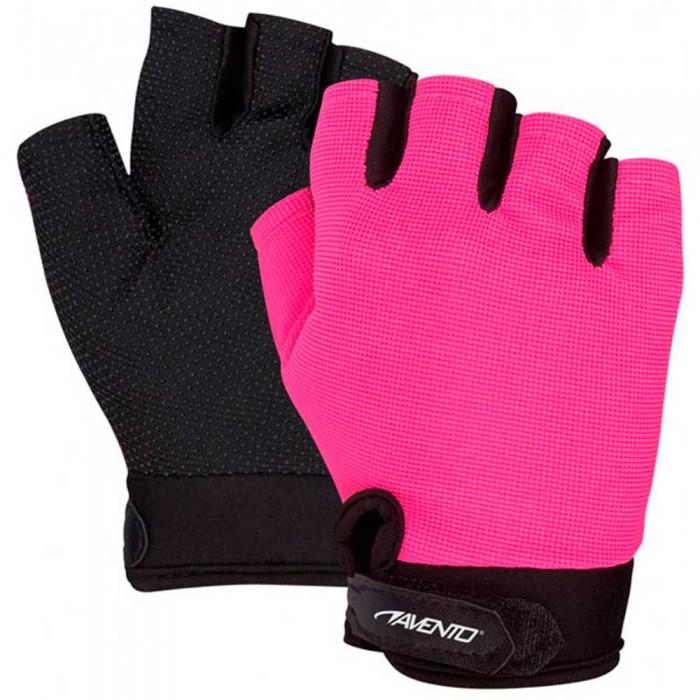 [해외]AVENTO Fitness Mesh 7137542760 Pink / Grey