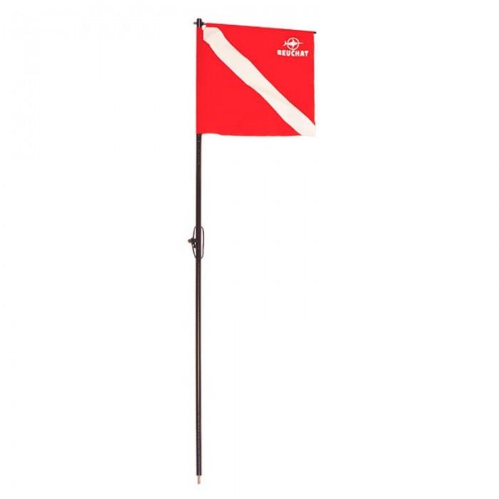 [해외]부샤 Paddle Kaysup Flag 10137705678 Black / Red