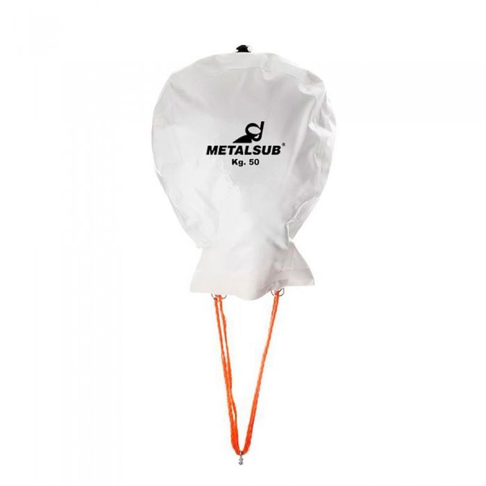 [해외]METALSUB Double Valve Lifting Balloon 10137793968 White