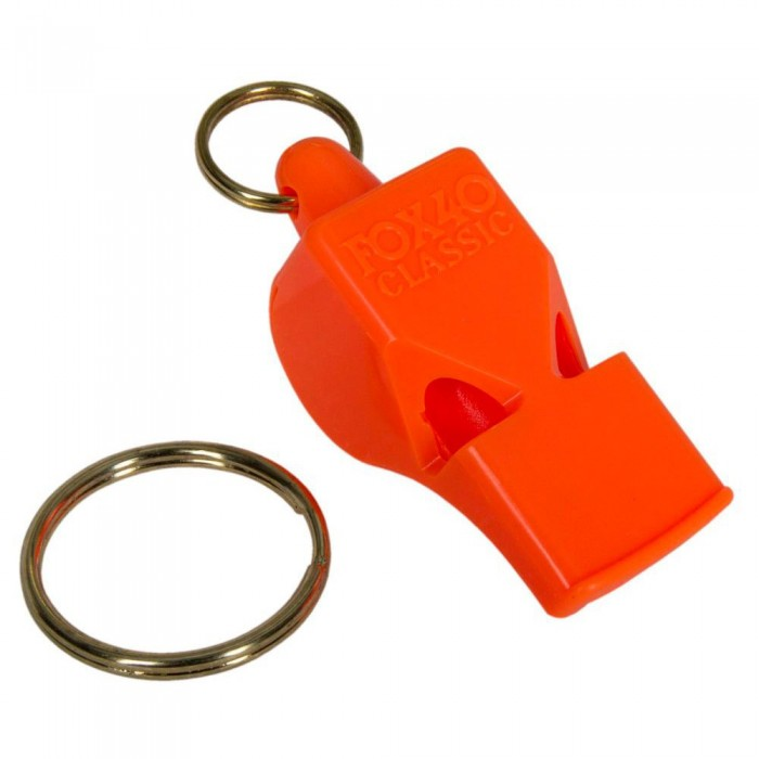 [해외]NRS Fox 40 Classic Safety Whistle 10137863329 Orange