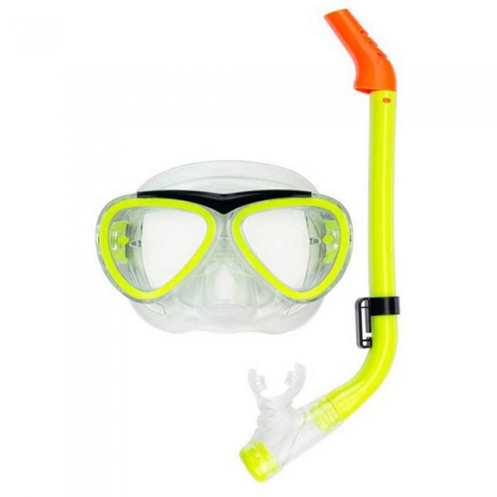 [해외]WAIMEA Diving Set 10137618929 Fluorescent Yellow