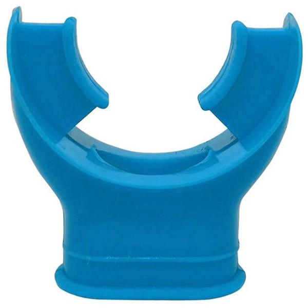[해외]DE PROFUNDIS Long Bite Silicone Mouthpiece 10137837478 Blue