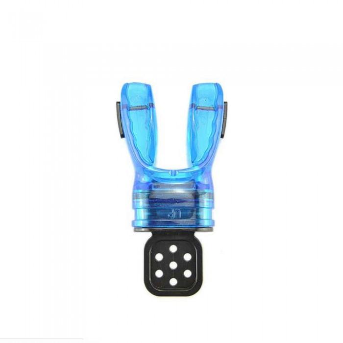 [해외]DE PROFUNDIS Moldable Silicone Mouthpiece 10137837483 Blue / Clear