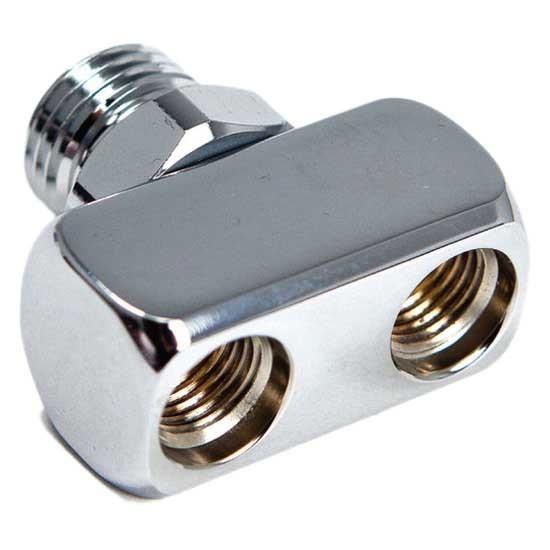 [해외]XS SCUBA Splitter Hose LP 9/16 to 2 Female Adapter 10136247363
