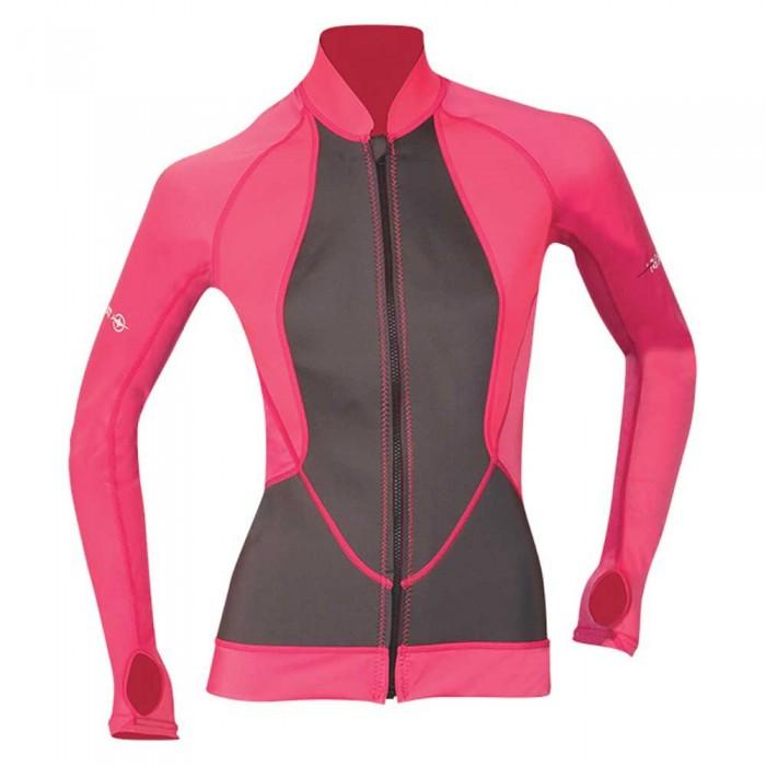[해외]부샤 Atoll Jacket 2 mm 10137478606 Pink
