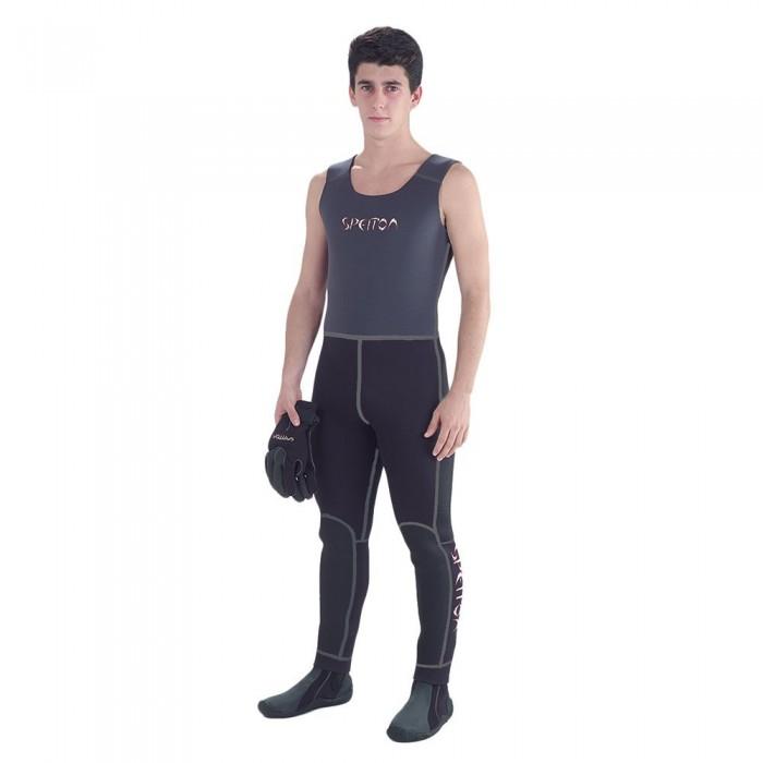 [해외]스페톤 Rockan Pants 5 mm 10137537087 Black