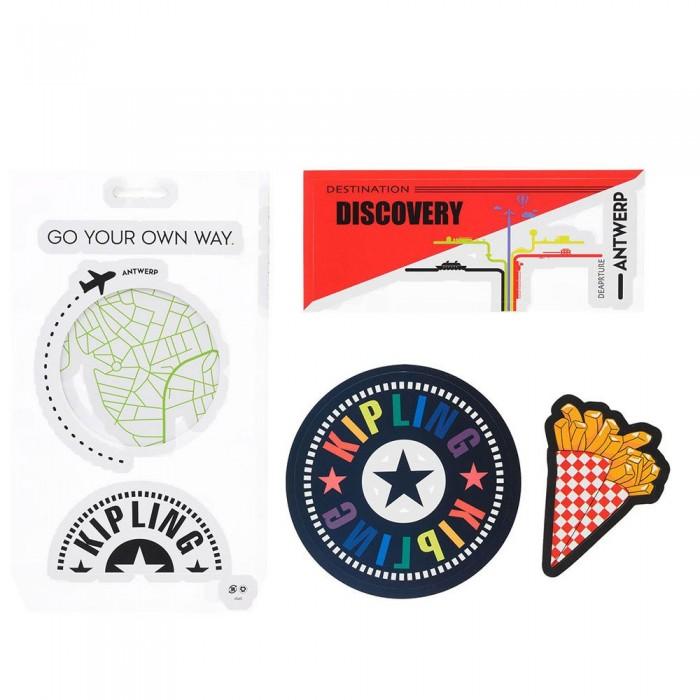 [해외]키플링 Sticker Set Antw 137779286 Mix Col Ss20
