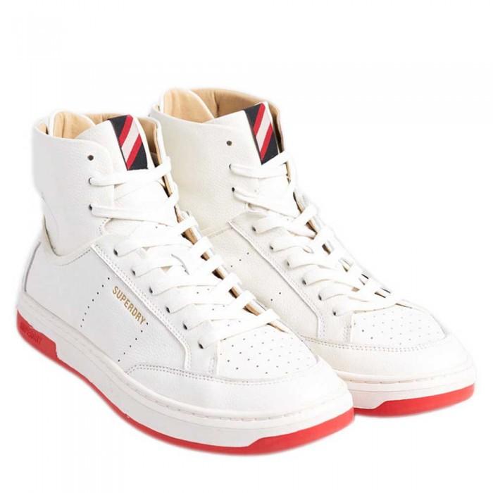 [해외]슈퍼드라이 Premium Basket Lux Man137561289 Off White