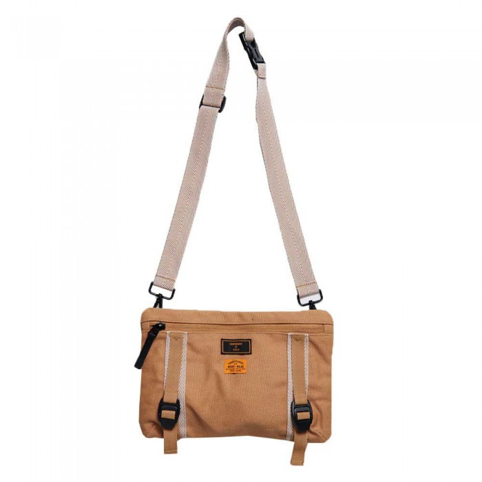 [해외]슈퍼드라이 Thunder Cross Body 137561023 Tan