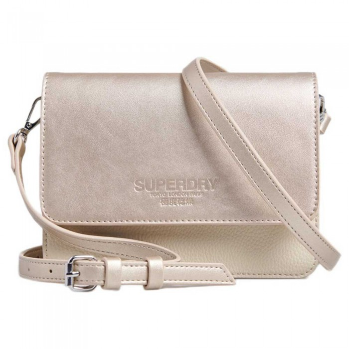 [해외]슈퍼드라이 Evey Cross Body 137775395 Gold Pearl