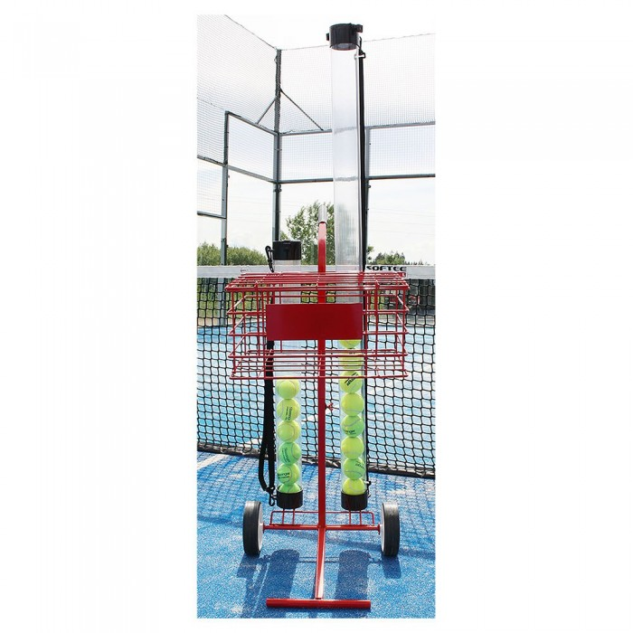 [해외]SOFTEE Ball Cart 12137768252 Red