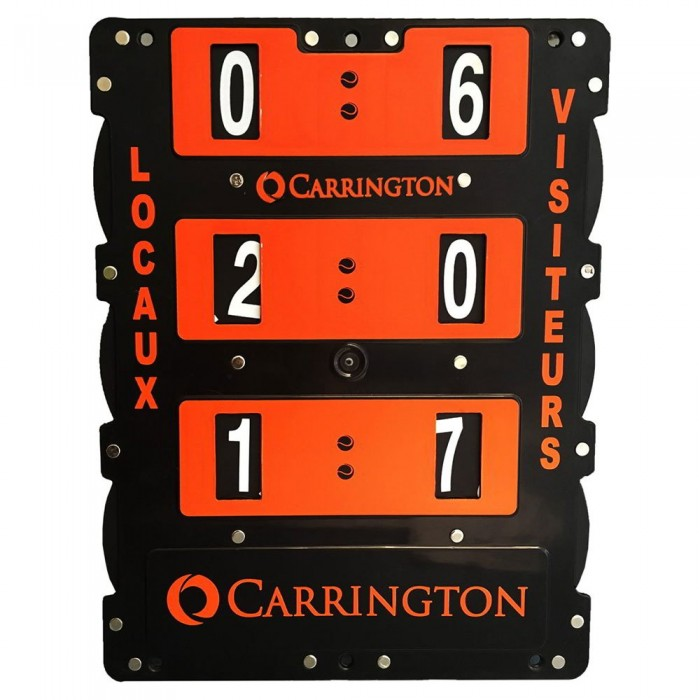 [해외]POWERSHOT French Tennis Court Scoreboard 12137842585 Black / Orange
