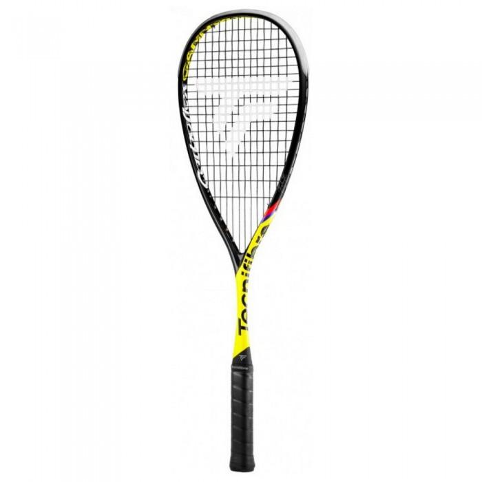 [해외]테크니화이버 Carboflex Cannonball Squash Racket 12137651099 Black / Yellow