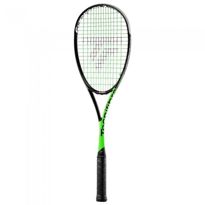 [해외]테크니화이버 Suprem 125 CurV Squash Racket 12137651103 White / Green / Black