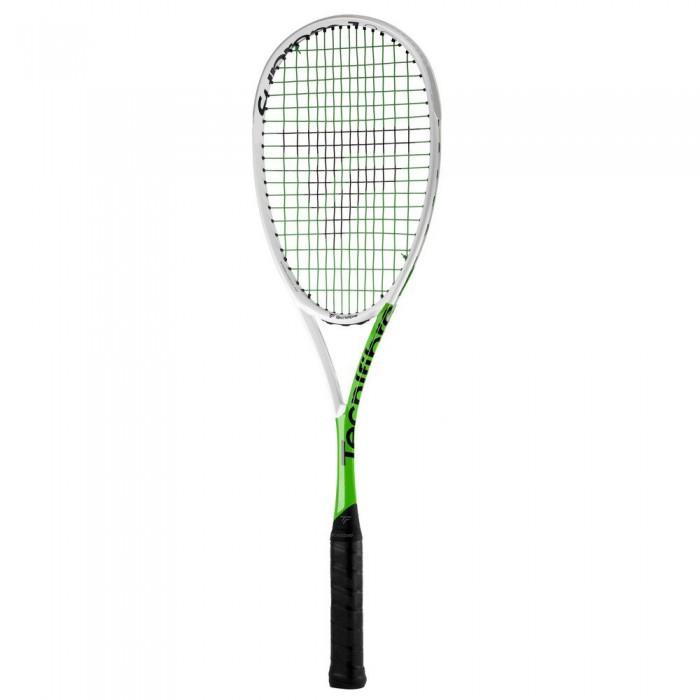 [해외]테크니화이버 Suprem 130 CurV Squash Racket 12137651104 White / Green / Black