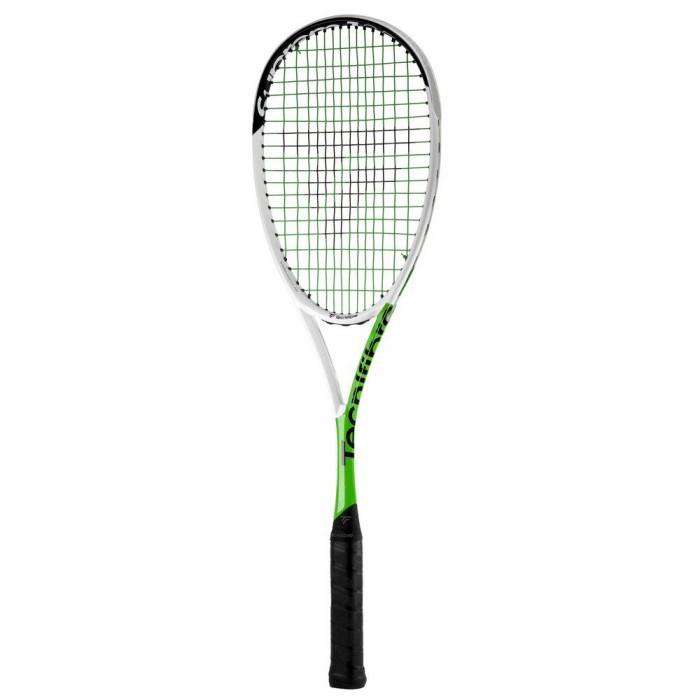 [해외]테크니화이버 Suprem 135 CurV Squash Racket 12137651105 White / Green / Black