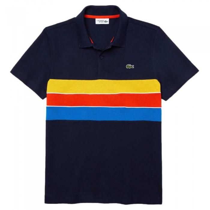 [해외]라코스테 Sport Lightweight Cotton 12137685391 Navy Blue / Blue / Glaieu