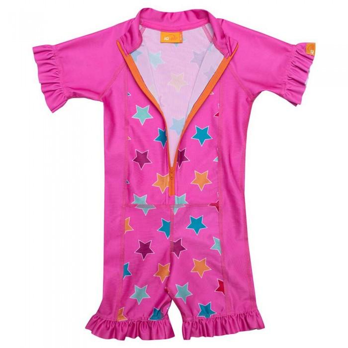 [해외]iQ-Company UV Kinder Stars Short Sleeve T-Shirt 6137425917 Pink