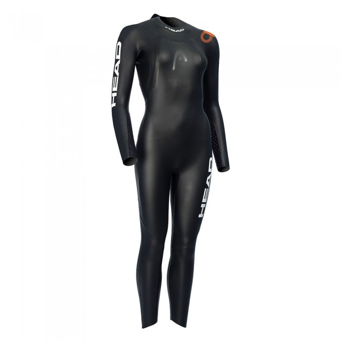 [해외]헤드 SWIMMING Open Water Shell 3/2/2 mm 6137475062 Black / Orange