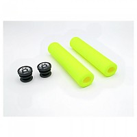 [해외]TOLS Silicone MTB Grip 1137836593 Yellow
