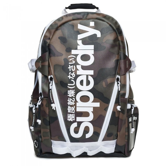 [해외]슈퍼드라이 Mono Tarp Back Pack 136545324 Camo
