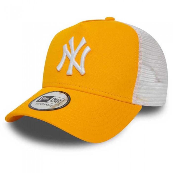 [해외]뉴에라 League Essential Trucker New York Yankees 137872938 Aged