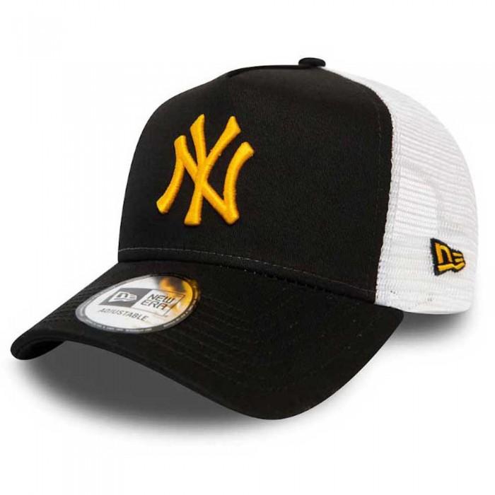 [해외]뉴에라 League Essential Trucker New York Yankees 137872939 Black