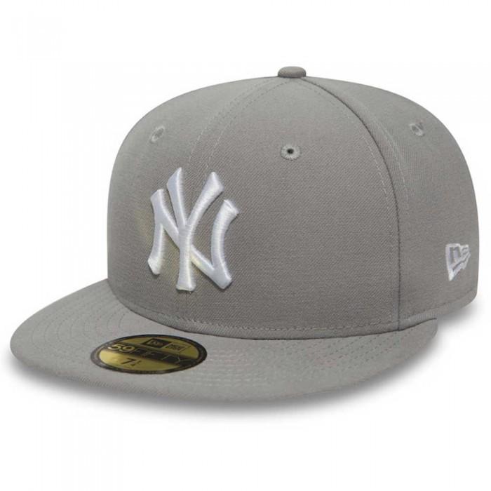 [해외]뉴에라 MLB Basic New York Yankees 137872946 Grey / White