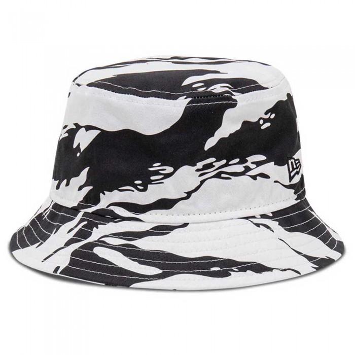[해외]뉴에라 New Era Tiger Camo Bucket 137872964 Black
