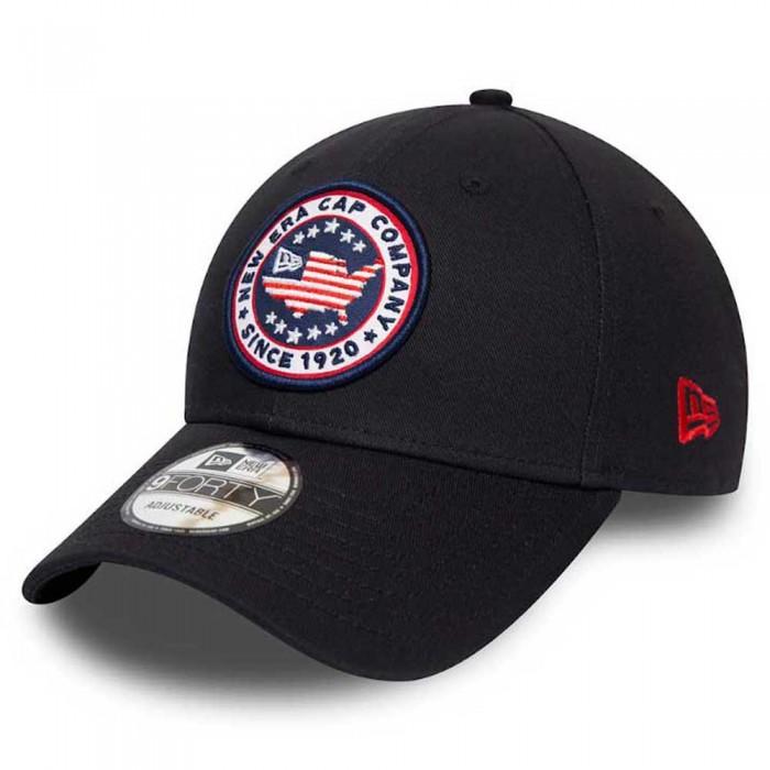 [해외]뉴에라 New Era Usa Patch 940 137872965 Navy