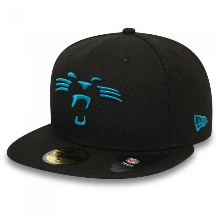[해외]뉴에라 Team Tonal 5950 Carolina Panthers OTC 137872983 Black