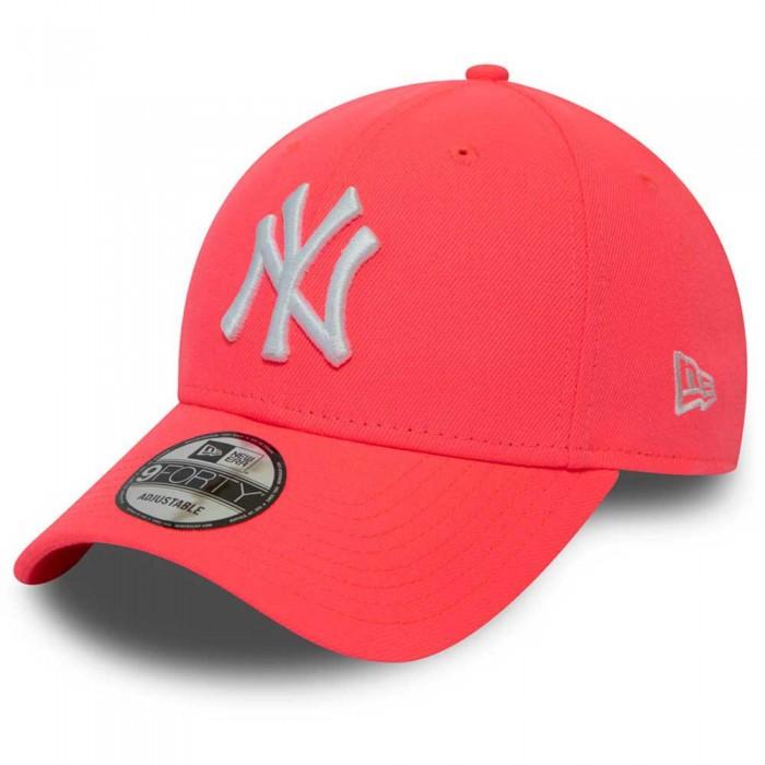 [해외]뉴에라 League Essential Neon Pack New York Yankees 137873006 Neon Pink