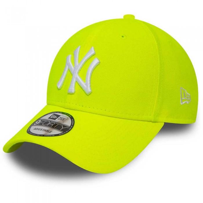 [해외]뉴에라 League Essential Neon Pack New York Yankees 137873009 Neon Yellow