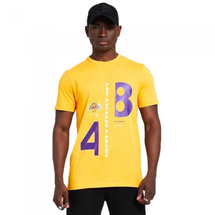 [해외]뉴에라 NBA Established Graphic Los Angeles Lakers 137872952 Aged