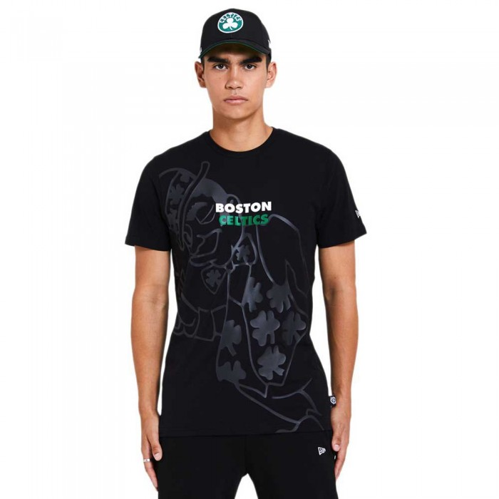 [해외]뉴에라 NBA Big Logo Boston Celtics 137872953 Black