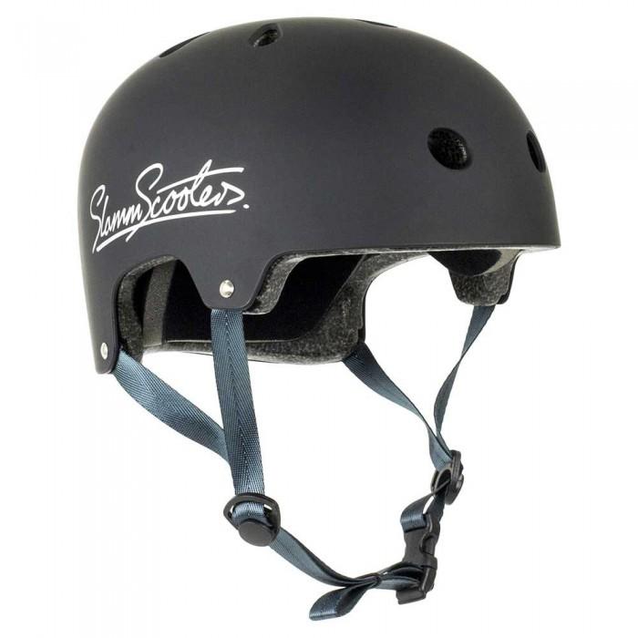 [해외]SLAMM SCOOTERS Logo 14137860775 Black